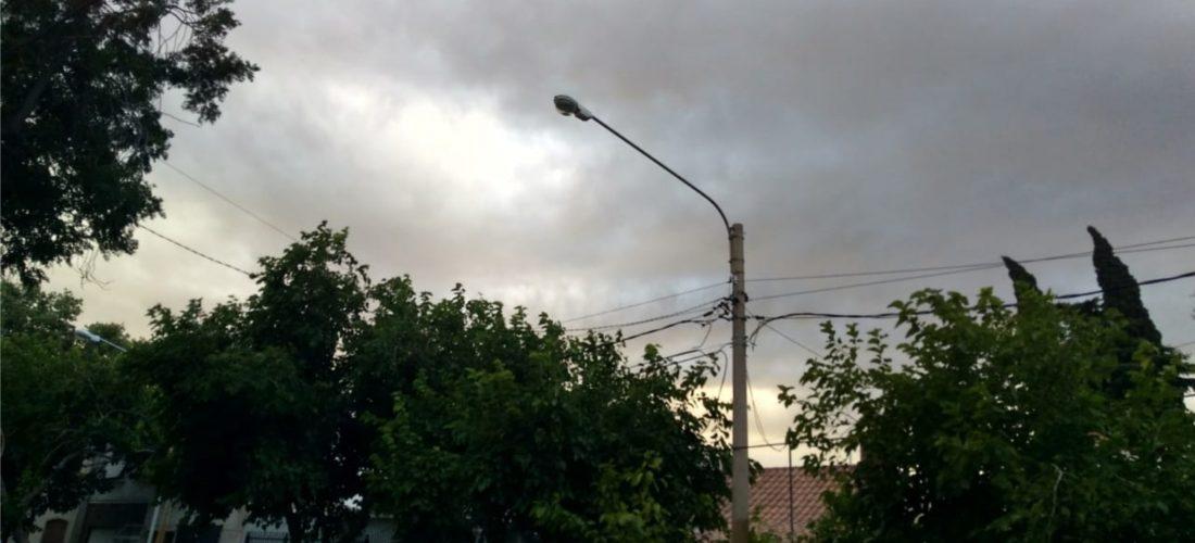 Otra vez: rige alerta por tormentas fuertes para el centro y sur de Córdoba