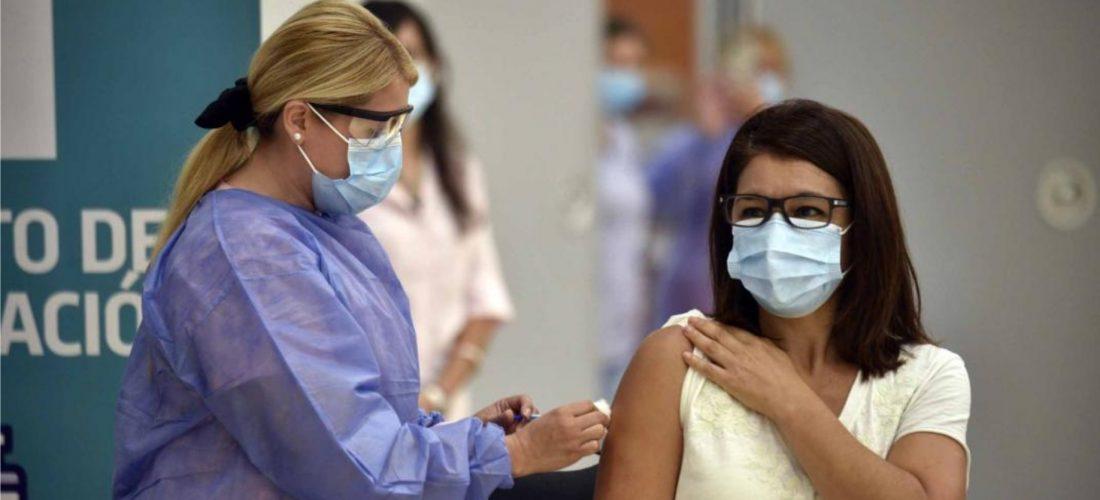 Casi 13.000 personas ya fueron vacunadas por Covid 19 en la provincia de Córdoba
