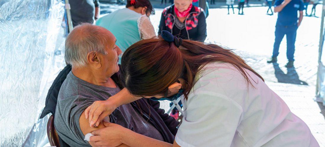 Coronavirus: ya se aplicaron más de 750.000 vacunas en la provincia de Córdoba