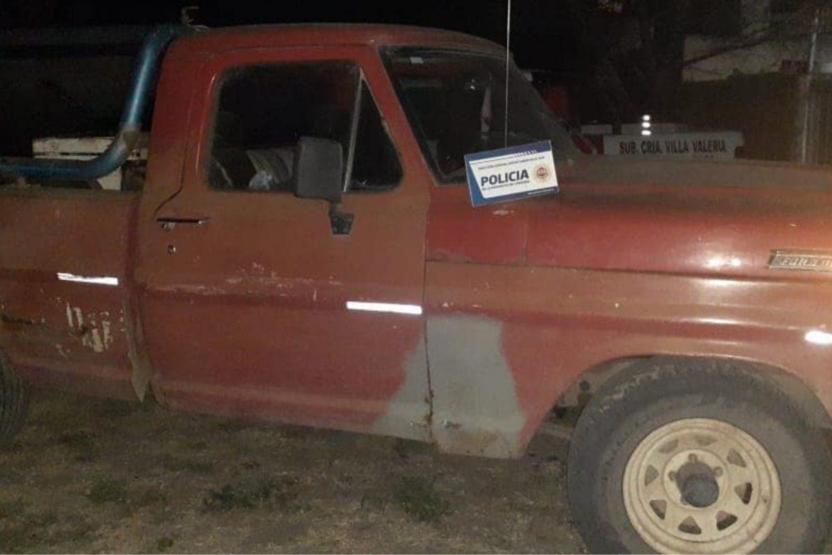 Conducía en estado de ebriedad por un camino rural de Villa Valeria