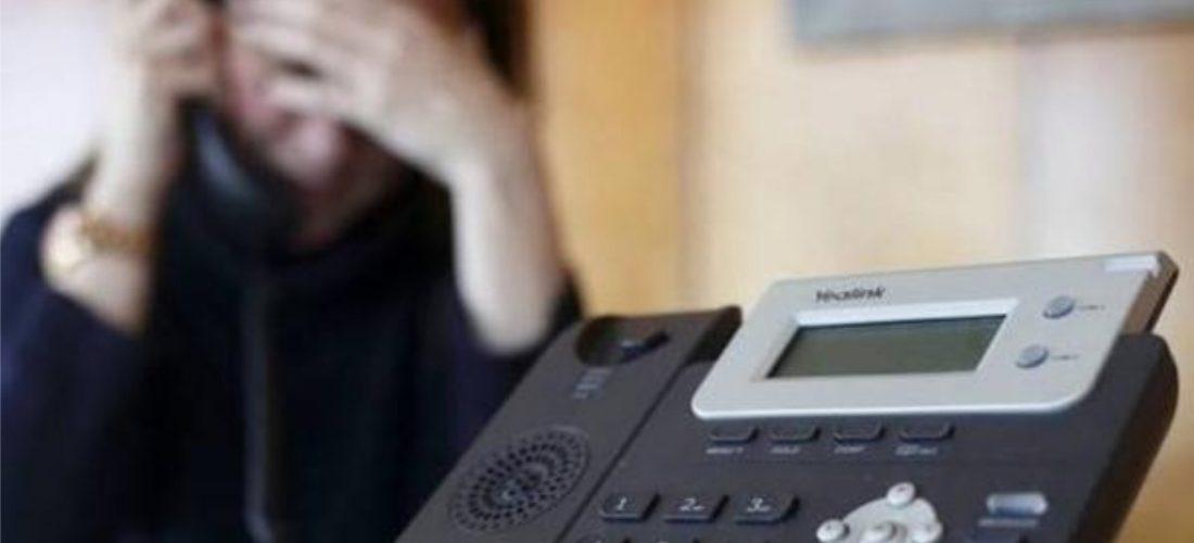 Otra estafa vía telefónica: sustraen $90.000 de su cuenta bancaria a vecina de Levalle