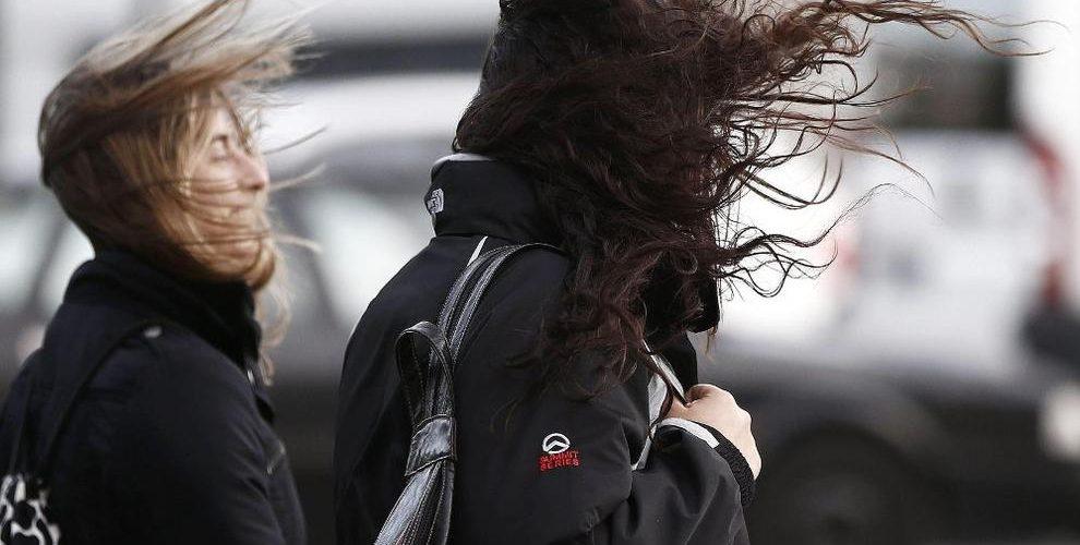 El tiempo: vientos fuertes, inestable y descenso de temperatura